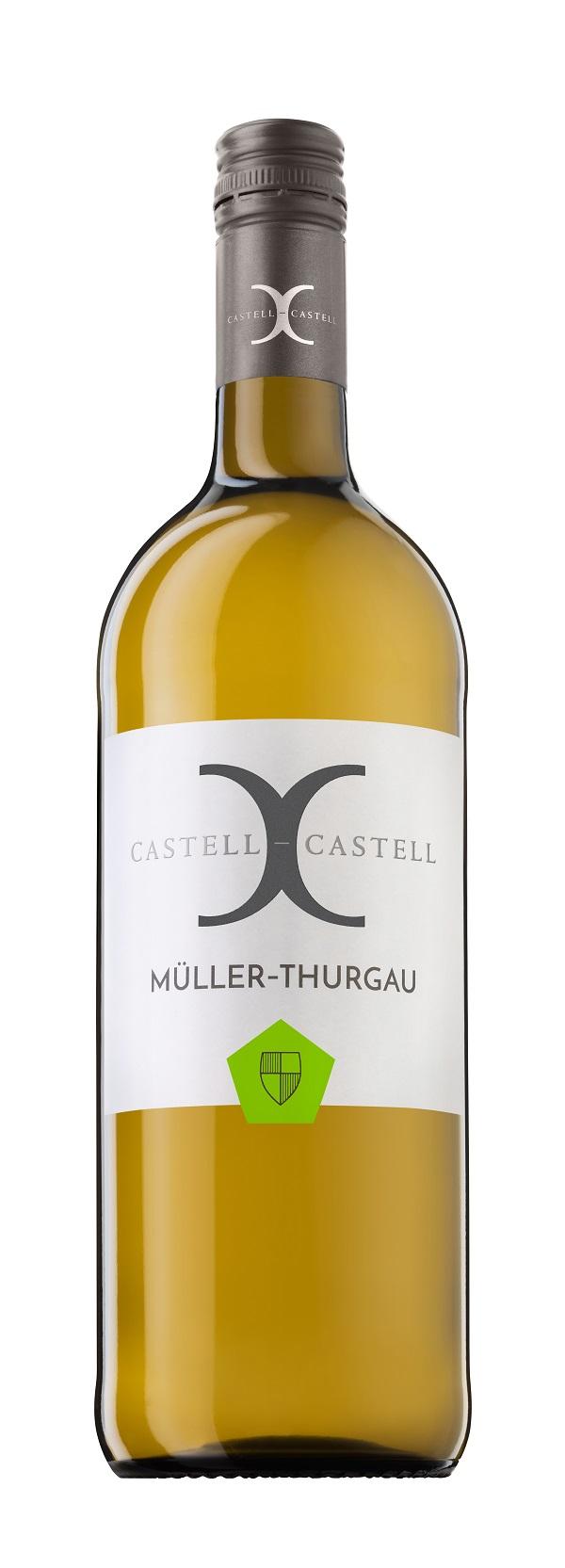 CASTELL-CASTELL Müller-Thurgau trocken 2020