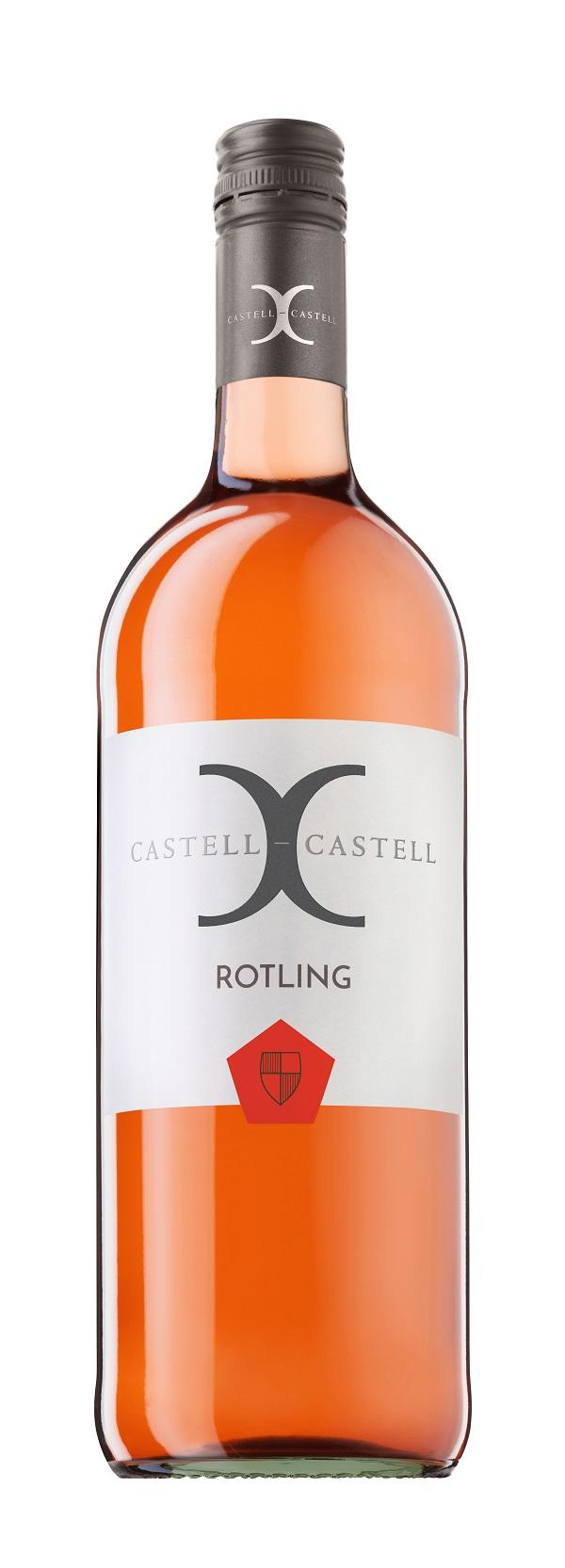 CASTELL-CASTELL Rotling trocken 2020