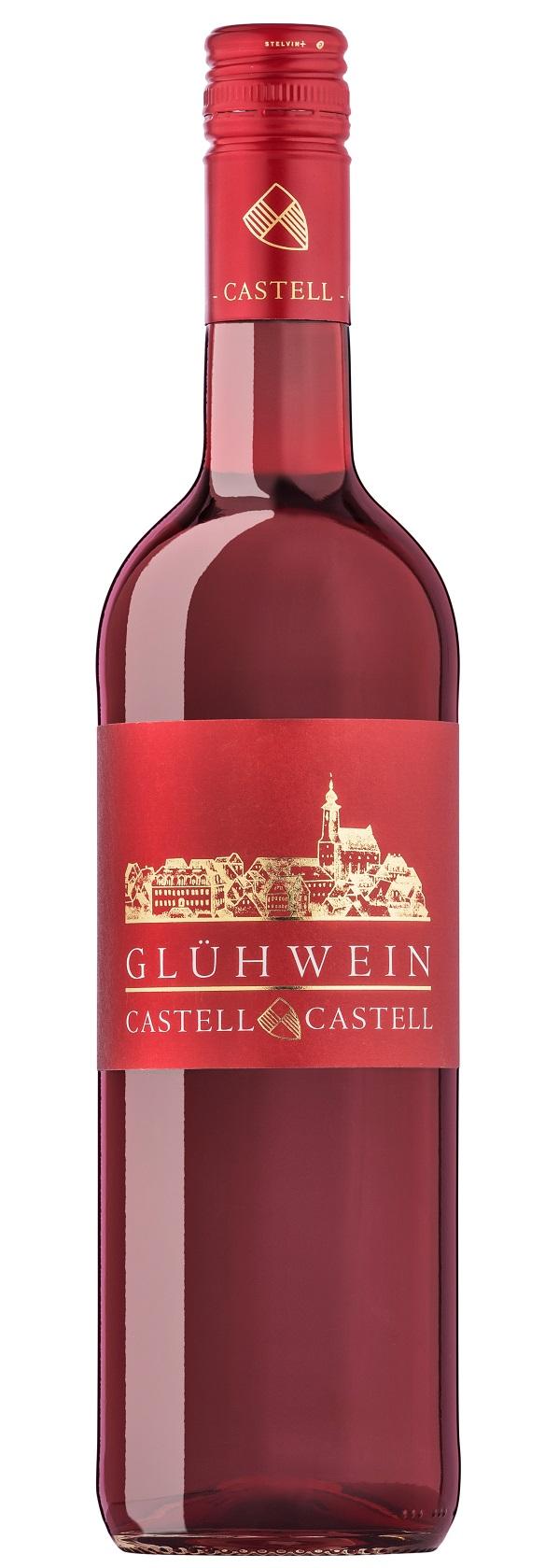 CASTELL-CASTELL GLÜHWEIN rot 2020